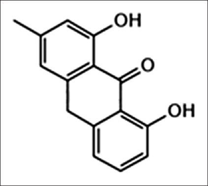 Figure 1 Chemical Structure Of 18 Dihydroxy 3 Methyl