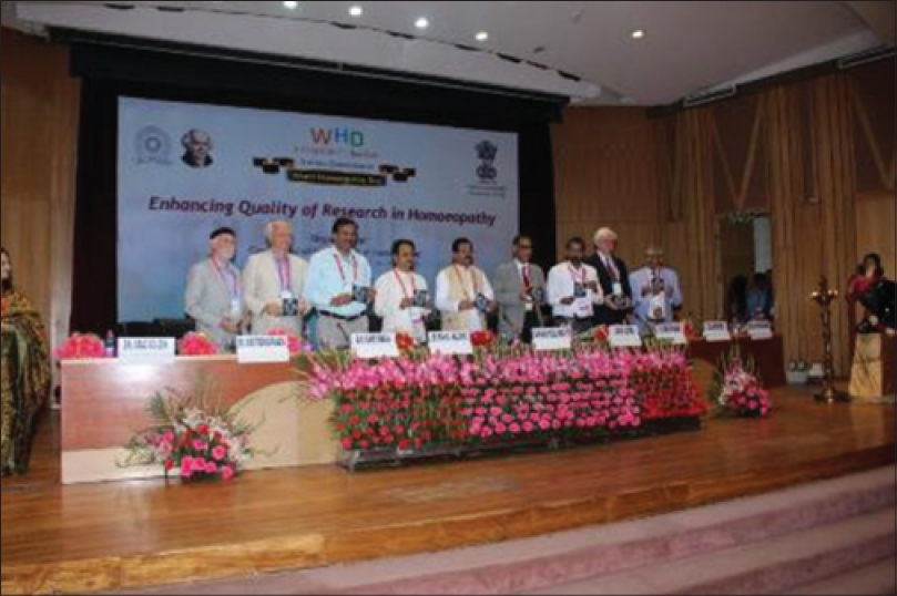 National convention on world homoeopathy day: Enhancing quality of